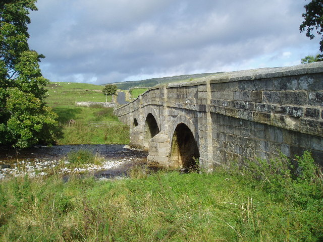 Skirfare Bridge, Yorkshire