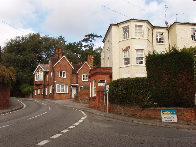 Taplow village centre