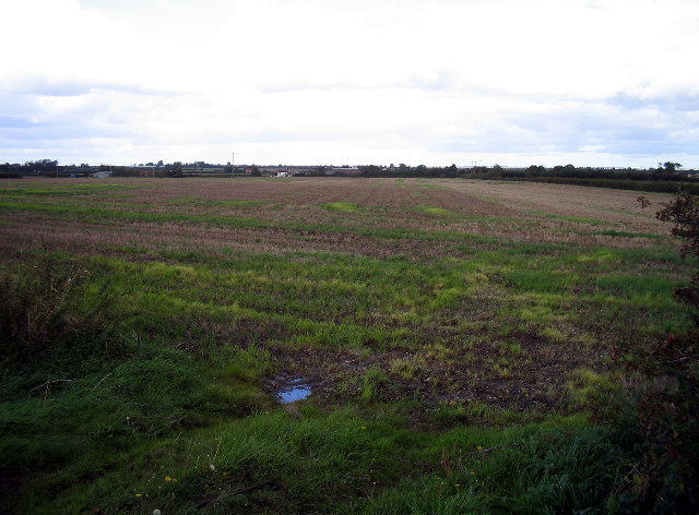 Looking towards Boundary Farm