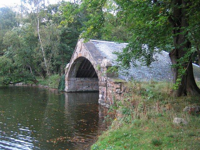 Boathouse, Gosford.