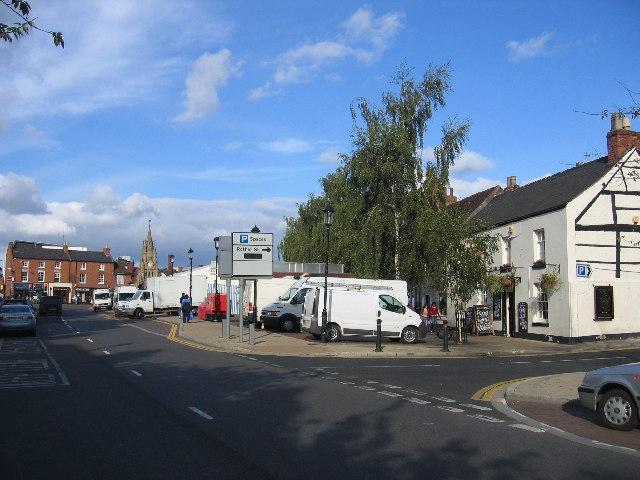 Rother Market, Stratford-upon-Avon