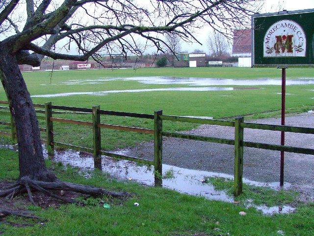 Cricket Ground, Woodhill Lane, Morecambe