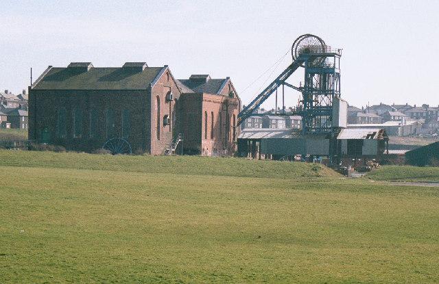 Haig Mining Museum, Whitehaven, Cumbria