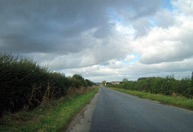 The road to Barrow Haven