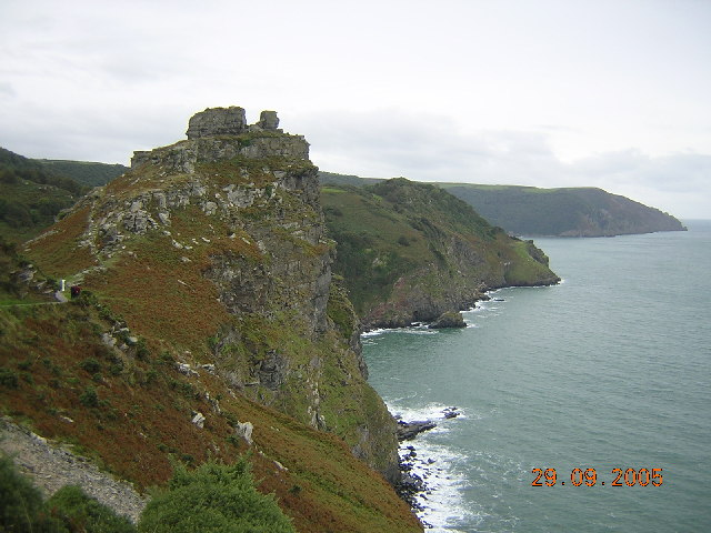 Castle Rock from the East