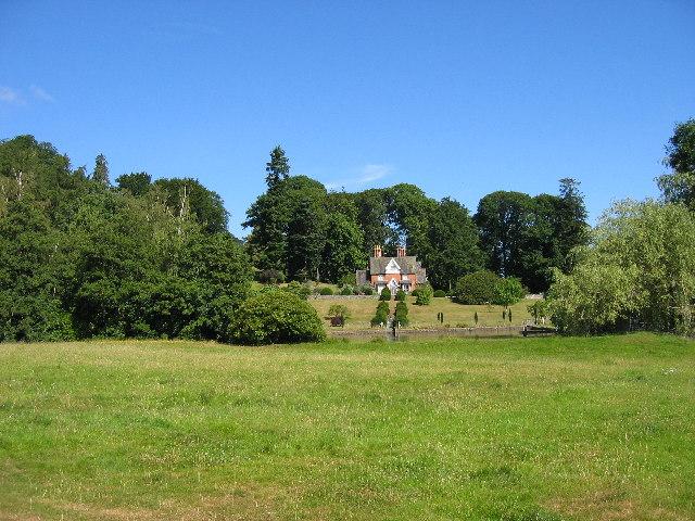 Brampton Bryan Park, Park Cottage