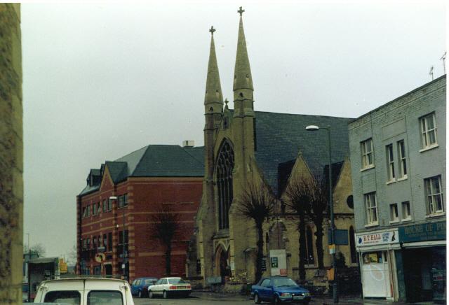 Westgate, Peterborough