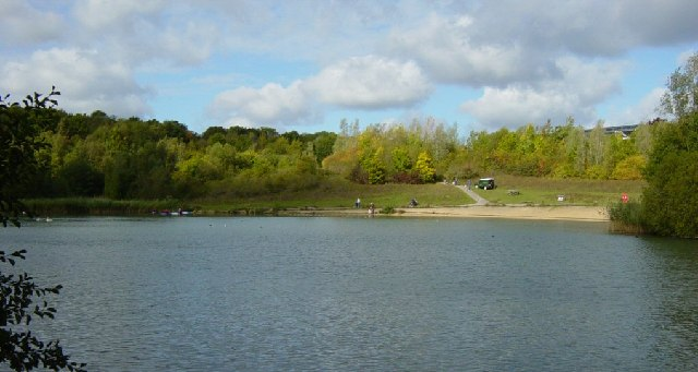 Cripplegate Lake, Southwater Park