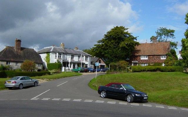Slaugham Village