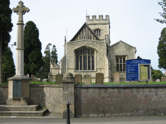 St Laurence Parish Church, Winslow