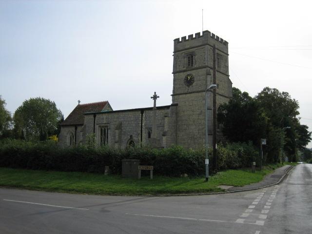 Church in Granborough