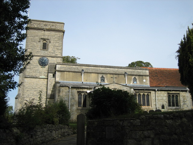 All Saints Church, Oving