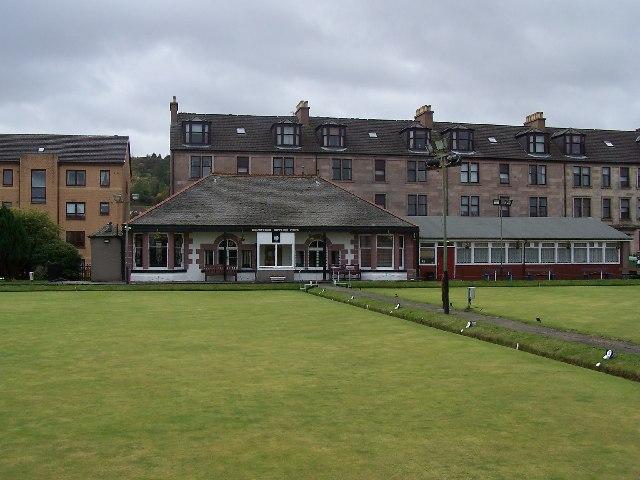 Grosvenor bowling club, Greenock
