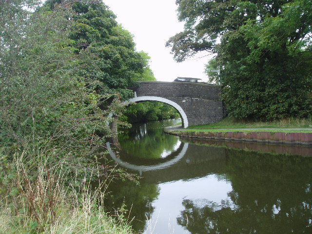 South Field Bridge No 159, on the Leeds and Liverpool Canal near Barnoldswick, Yorkshire