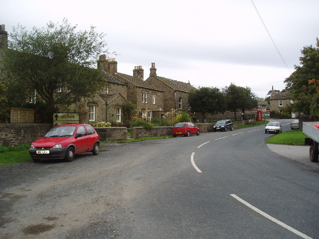 West Marton Village, Yorkshire