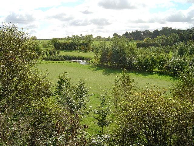 Cherry Burton golf course