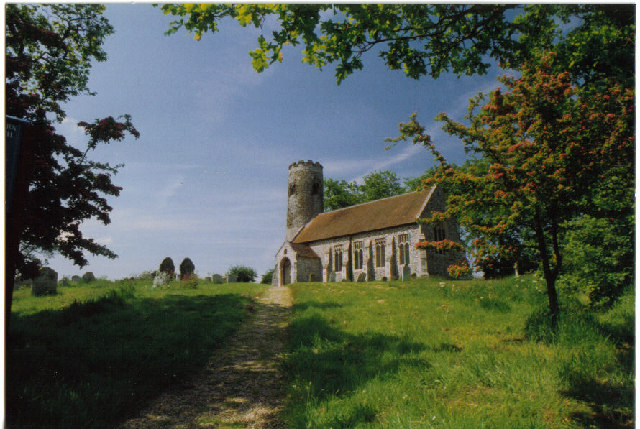 St Marys Church, Bessingham