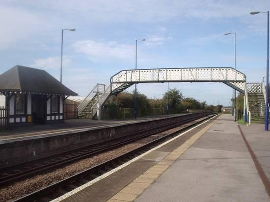 Althorpe Railway Station