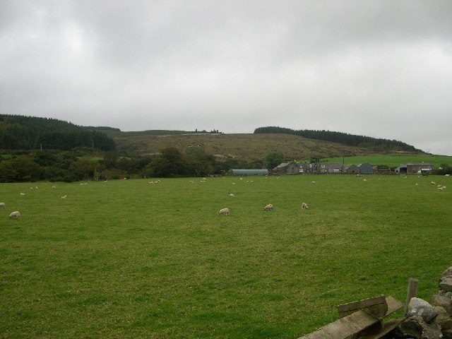 Ardnacross farmstead, Kintyre.