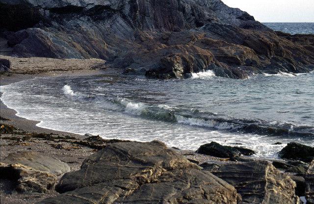 Lansallos Cove