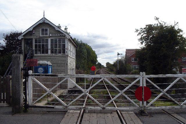 Goxhill Level Crossing