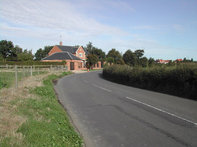 Brackner Lane, near Bilsthorpe Moor
