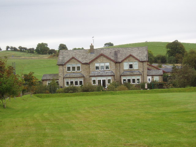 Horton Lodge, just off A 59