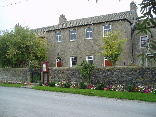 Higher Paradise Congregational Chapel, Horton, Yorkshire