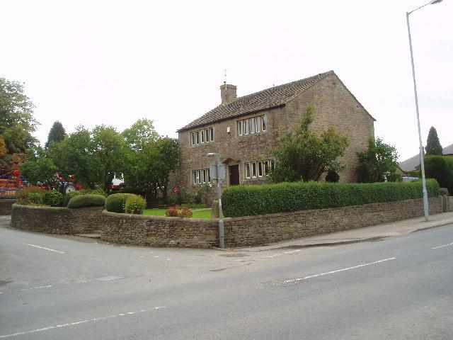 Four Lane Ends,  Barnoldswick, Yorkshire