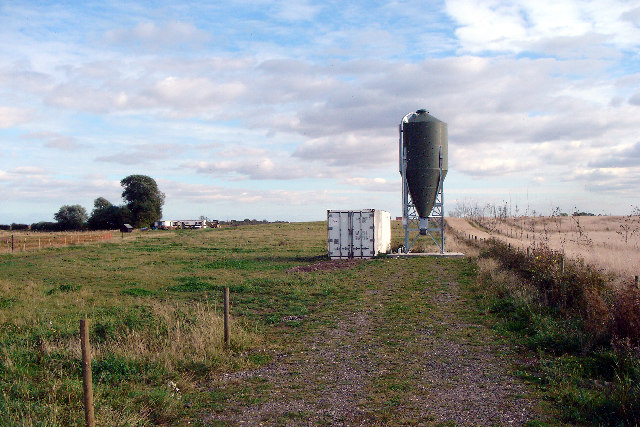 Poultry Food Silo