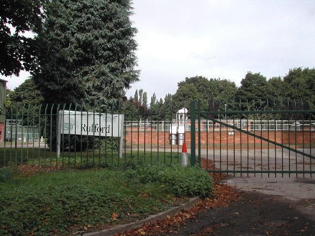 Rufford Pumping Station
