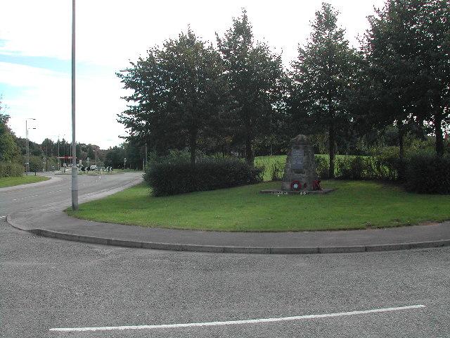 Bilsthorpe War Memorial