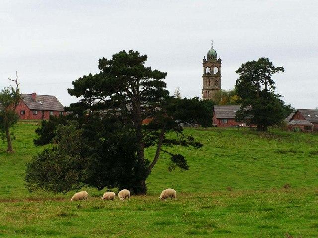 Highmoor Tower, Wigton