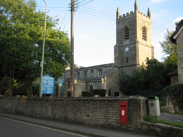 St Edburg's Church, Bicester