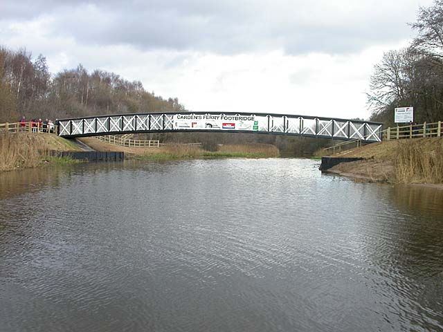 Carden's Ferry Footbridge