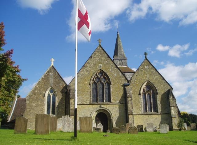 St Nicolas Church, Godstone