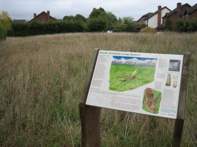 Long Barrow, South Wonston