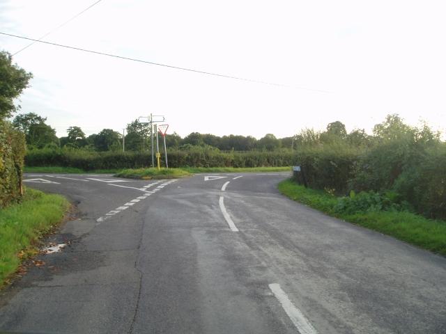 Entering Bones Lane