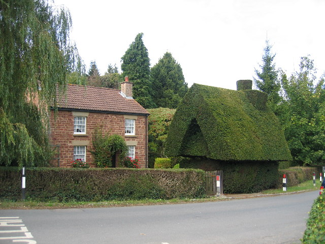 Stonehouse, Bush house, Glasshouse