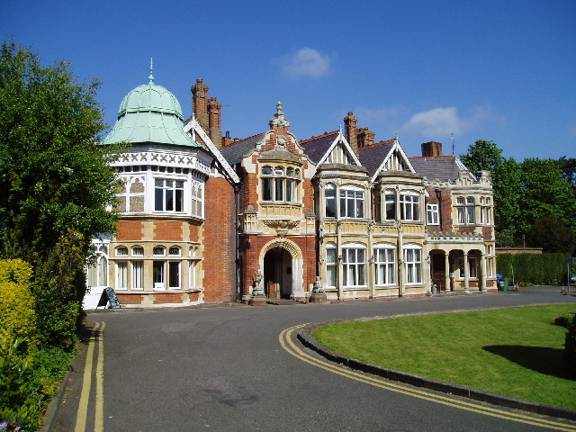 Bletchley Park House