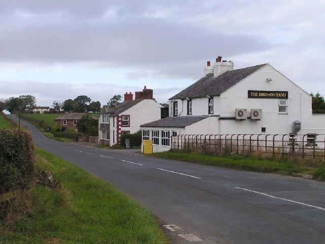 Bird-in-Hand and Corbet Houses, Middlemoor