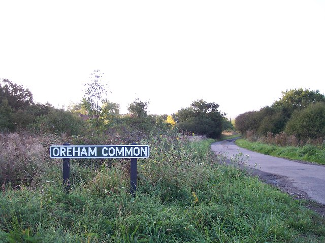 Oreham Common