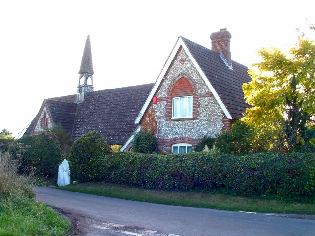 Woodlands Chapel and Cottage, Bramdean, Hampshire