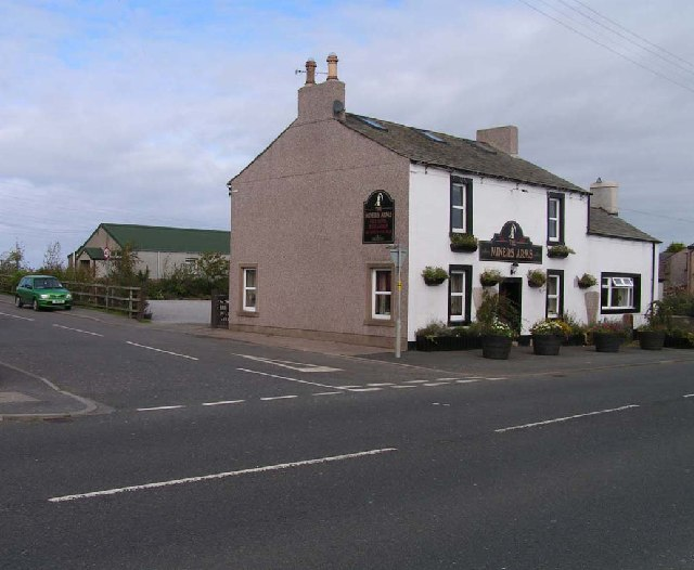 Miners Arms and Village Hall, Prospect