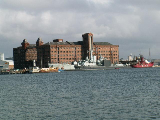 Historic warships Birkenhead