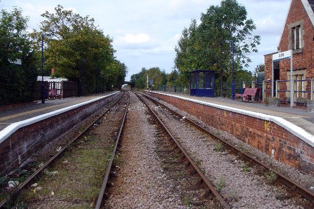 Goxhill Station