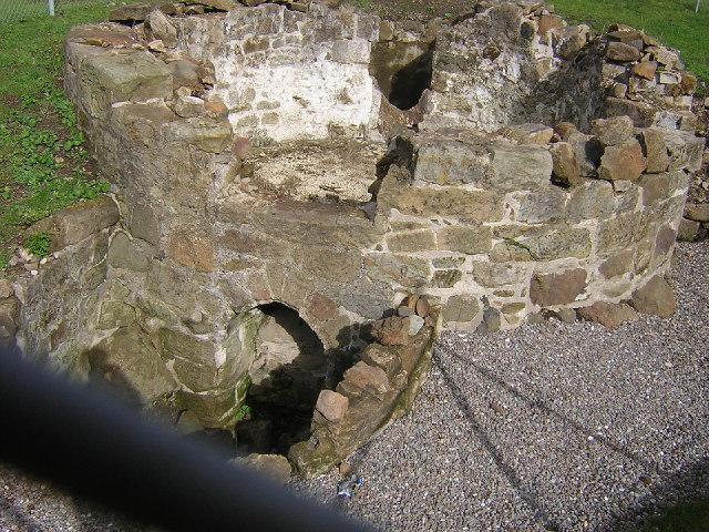 Limekiln Ruin, East Kilbride
