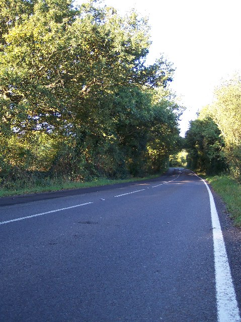Horn Lane - Roman Road