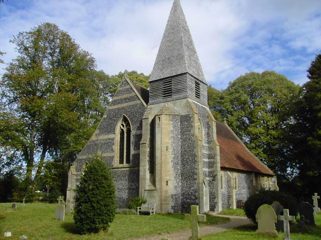 Ecchinswell Church