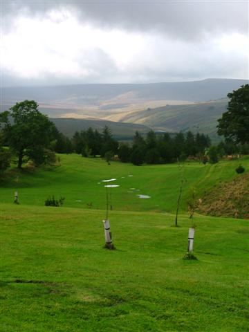 Alston Moor Golf Course